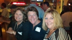 Jackie Francis, Sandy Sears and Amy Lynn Smith at the Viking